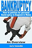 BANKRUPTCY: An Overview of how to Petition for Personal Bankruptcy in England & Wales