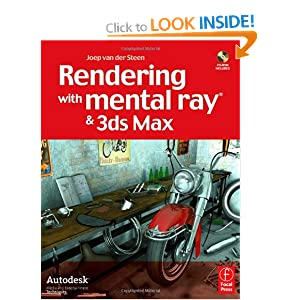 Rendering with mental ray &amp; 3ds Max