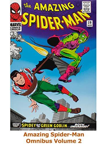 Clip: Amazing Spider-Man Omnibus Volume 2