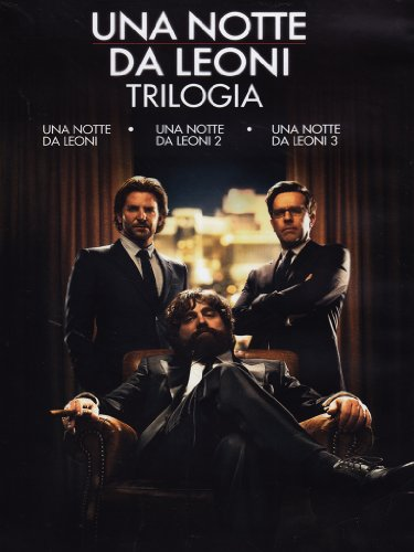 Una notte da leoni - Trilogia [3 DVDs] [IT Import]