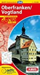 ADFC-Radtourenkarte 18 Oberfranken /V...