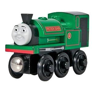 com: Tomy International Thomas Wooden Railway Peter Sam: Toys & Games