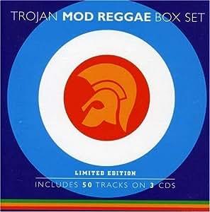 Trojan Mod Reggae Box Set