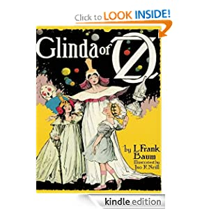 Glinda of Oz (Dover Children's Classics) L. Frank Baum