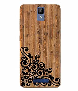 Case Cover Nature Printed Colorful Soft Back Cover For Gionee P7 MAX