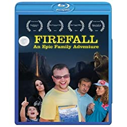 Firefall: An Epic Family Adventure BluRay