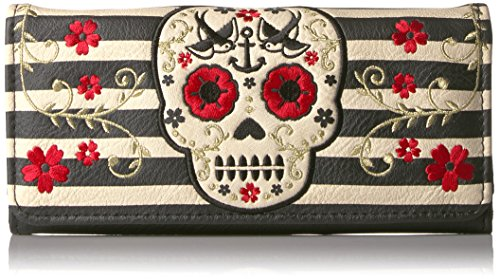 loungefly-tb-stripe-skull-sparrows-wallet-multi-one-size