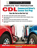 CDL: Commercial Driver's License Test Prep - 1576856593