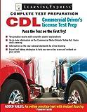 CDL: Commercial Driver s License Test Prep