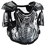 Fox Racing Airframe Men's Roost Deflector Off-Road Motorcycle Body Armor - Black / X-Large