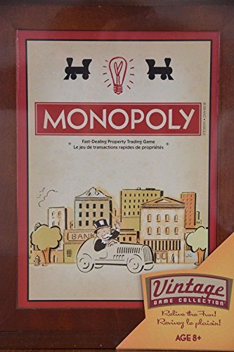 Monopoly Vintage Game Collection (Monopoly Vintage compare prices)
