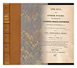 img - for Amir Khan, and Other Poems: the Remains of Lucretia Maria Davidson, Who Died at Plattsburgh, Ny August 27 1825 Aged 16 Years and 11 Months. With a Biographical Sketch... book / textbook / text book