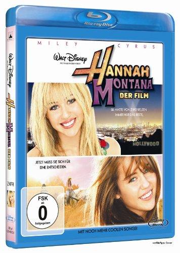 Hannah Montana - Der Film [Blu-ray]