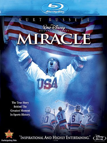 Cover art for  Miracle [Blu-ray]