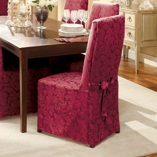 Dining Chair Cover Pattern 3675