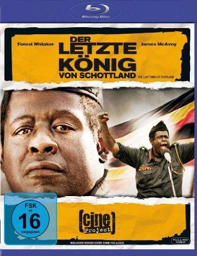Der letzte König von Schottland - In den Fängen der Macht - Cine Project [Blu-ray]
