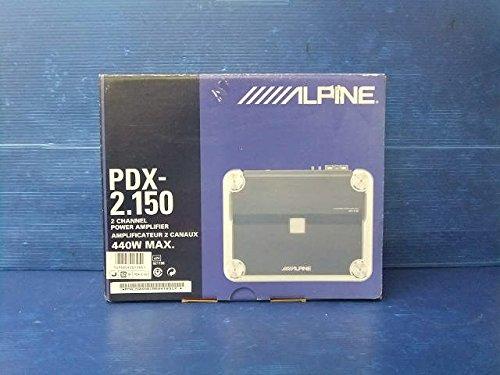 ALPINE アルパイン PDX-2/150