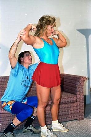 Amazon.com: Women's Wrestling - LSP-PP12 - Four Part ...