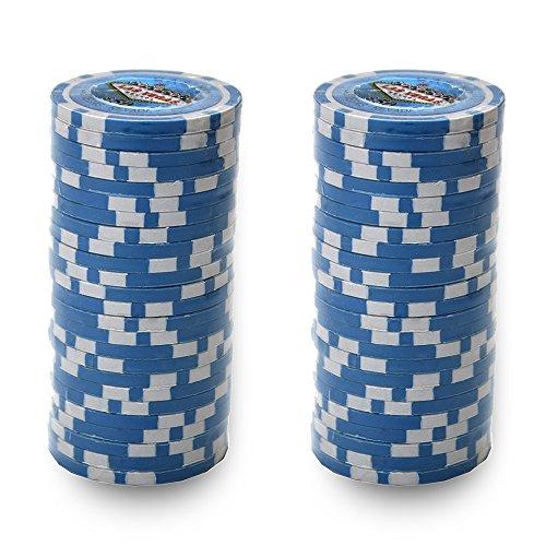 14 gram clay poker chip sets
