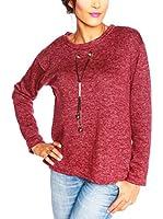 SO Cachemire & Knitwear Jersey Amber (Burdeos)