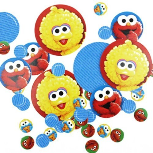 Sesame Street Party Confetti (1 per package)