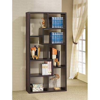 """Ansley 70.75"""" Cube Unit Bookcase"""