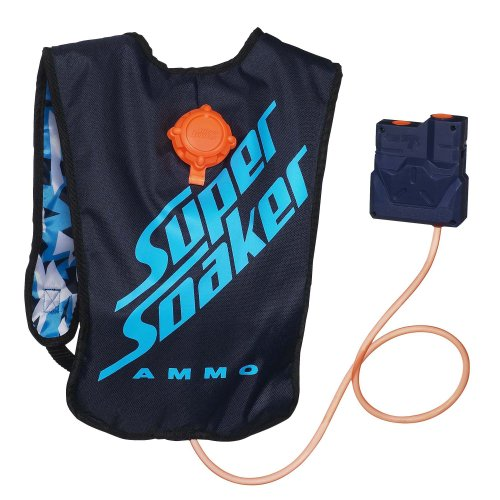Super Soaker Nerf Hydro Pack