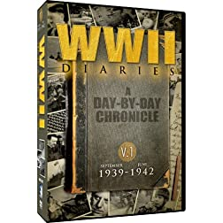 WWII Diaries - Volume 1 - Sept 1939 - Jun 1942