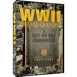 WWII Diaries - Volume 1 - Sept 1939 - Jun 1942