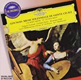 Gounod: Messe solennelle de Sainte Cécile (DG The Originals) Irmgard Seefried
