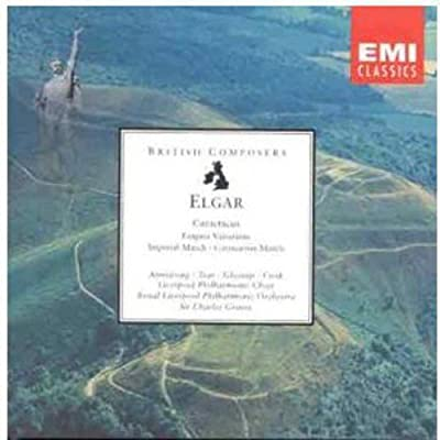 Elgar: Caractacus; Coronation March Op. 65; Imperial March Op. 32; Enigma Variations