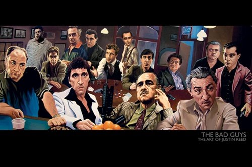 Buy Classic Comicbook Movie Poster Now!