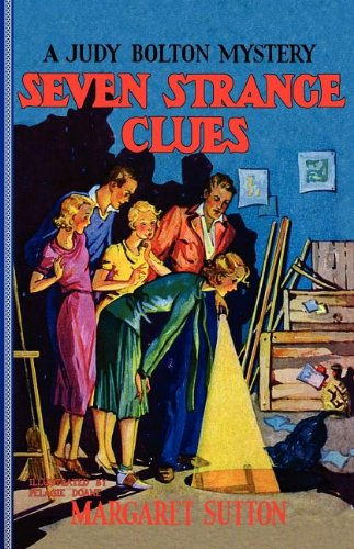 Image for Seven Strange Clues (Judy Bolton Mysteries)
