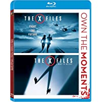 The X-Files: Fight the Future/The X-Files: I Want to Believe on Blu-ray