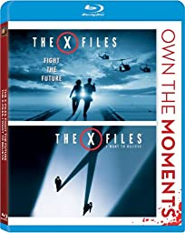 X-files Fight+believ Bd Df-sac [Blu-ray]