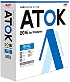Amazon.co.jpATOK 2016 for Windows ベーシック 通常版 [並行輸入品]