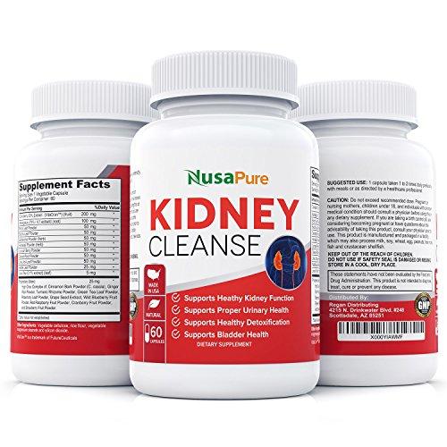 Organic kidney cleanse