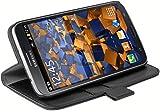 Mumbi Etui pour Samsung Galaxy Mega Noir