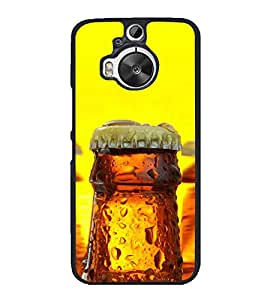 Chilled Bottle 2D Hard Polycarbonate Designer Back Case Cover for HTC One M9 Plus :: HTC One M9+ :: HTC One M9+ Supreme Camera