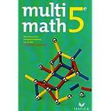 Mathématiques 5e