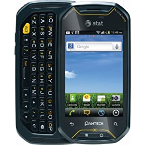 Pantech P8000 Crossover Adventure Phone  Unlocked GSM 3G