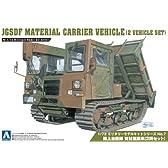 1/72 ミリタリーモデルシリーズ No.7 陸上自衛隊 資材運搬車 2両セット プラモデル