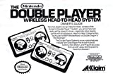 NES Double Player Wireless Head-To-Head System Instruction Booklet (Nintendo Manual ONLY - NO SYSTEM)