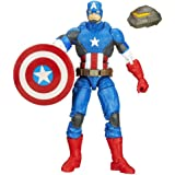 "MARVEL LEGENDS INFINITE SERIES MARVEL NOW CAPTAIN AMERICA 6"" ACTION FIGURE"