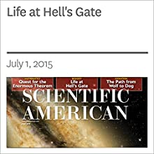 Life at Hell's Gate (       UNABRIDGED) by Douglas Fox Narrated by Mark Moran