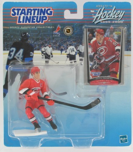 1999 Starting Lineup NHL Hockey - Keith Primeau (Carolina Hurricanes)