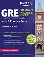 GRE 2017 Strategies, Practice & Review with 4 Practice Tests: Online   Book