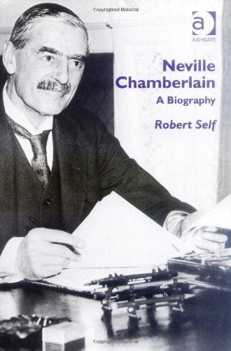 arthur neville chamberlain essay
