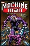 Machine Man by Kirby & Ditko: The Com...