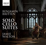 Britten: Suites for solo cello 1-3